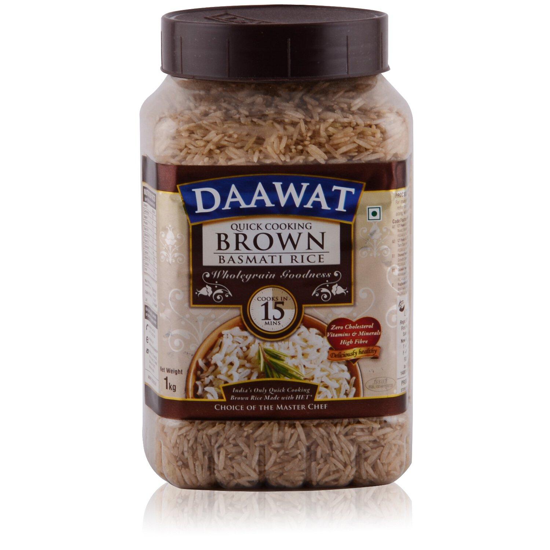 Bown rice