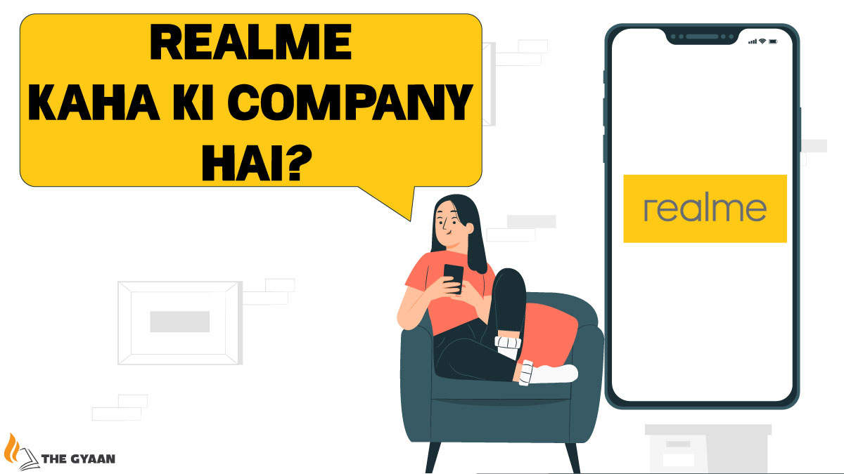 Realme Kaha ki Company hai